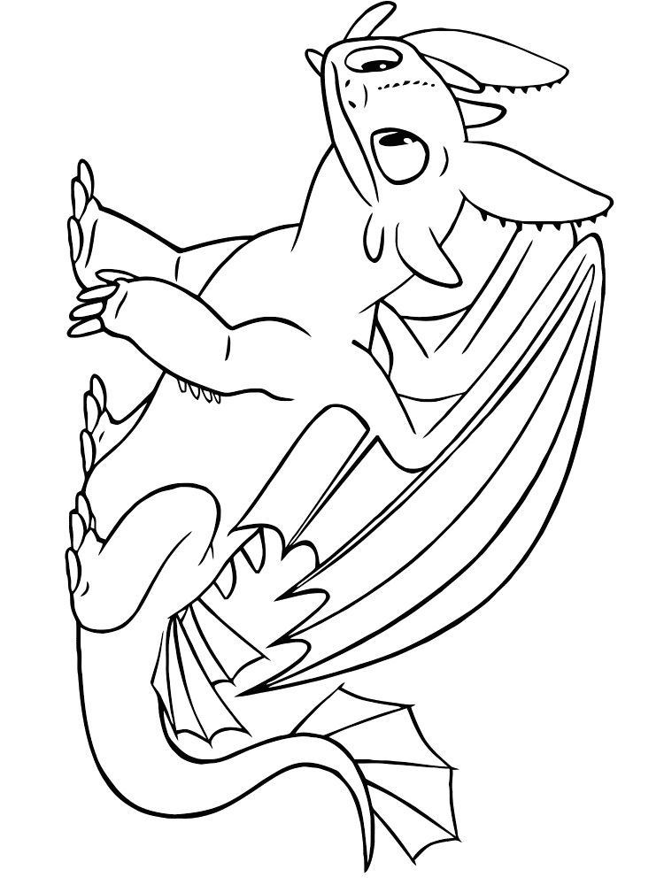 toothless coloring page toothless the dragon pages coloring pages page coloring toothless