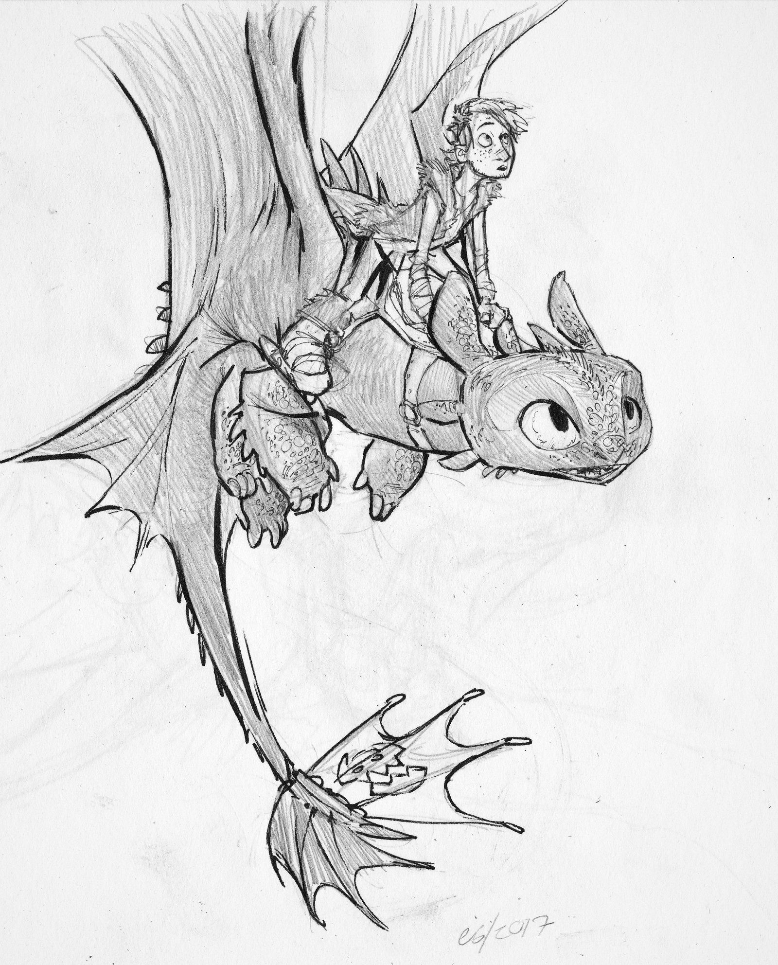 toothless dragon drawing cute toothless by fredthedinosaurman on deviantart drawing dragon toothless