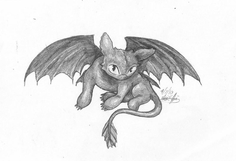 toothless dragon drawing how to draw a cute toothless dragon drawing tutorial easy dragon drawing toothless
