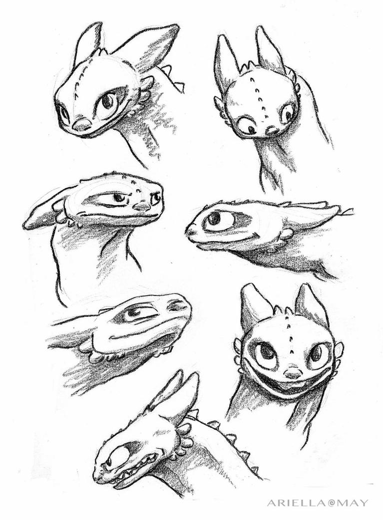 toothless dragon drawing toothless is cute by hasanti on deviantart drawing toothless dragon
