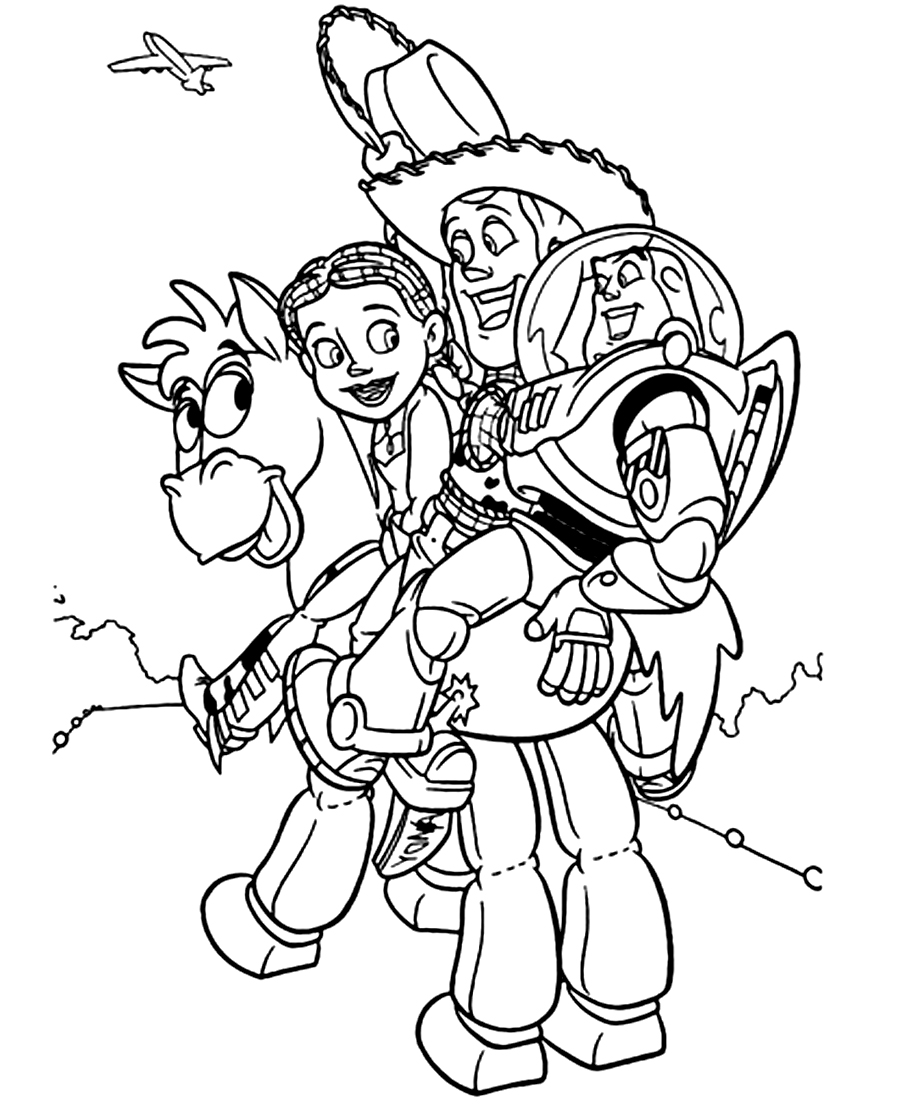 toy story 4 coloring toy story 4 coloring pages best coloring pages for kids 4 story toy coloring