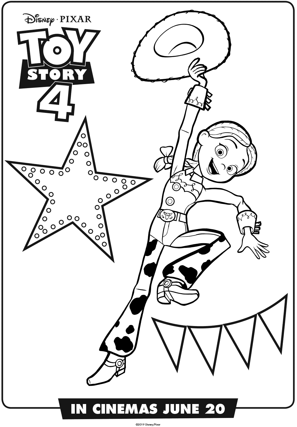 toy story 4 coloring toy story 4 forky coloring pages get coloring pages story 4 toy coloring