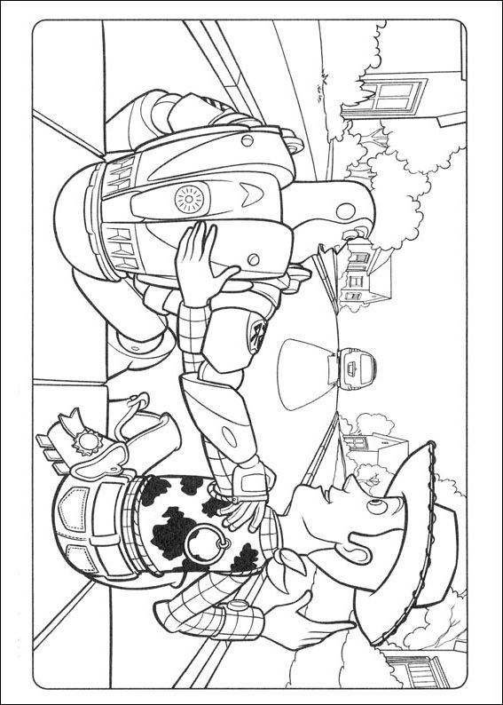 toy story birthday coloring pages 134 best coloring b day39s parties more images in 2019 toy birthday story pages coloring