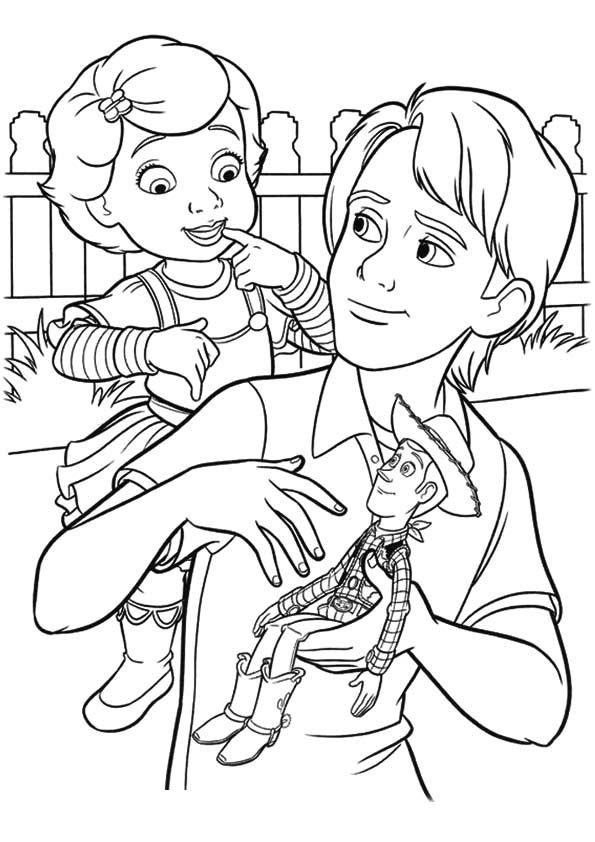 toy story birthday coloring pages first introduction of buzz lightyear in toy story coloring story pages coloring birthday toy