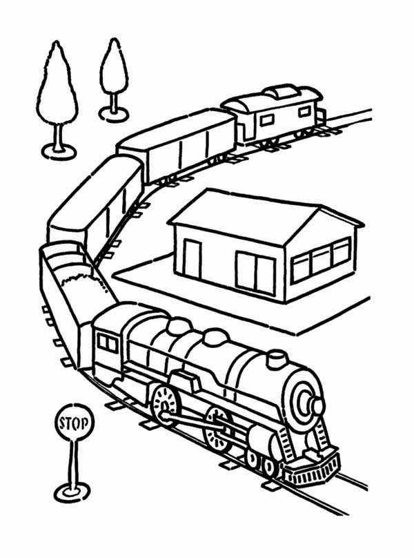 toy train coloring pages toy train coloring page for kids train toy pages coloring