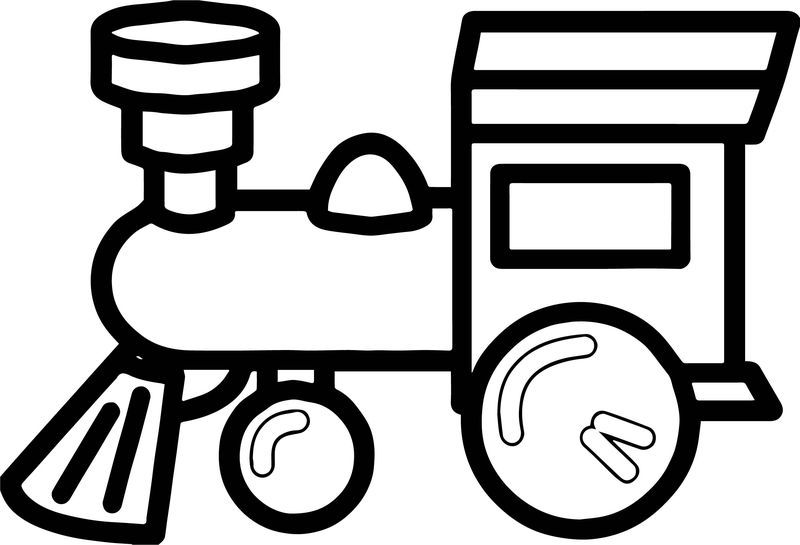 toy train coloring pages train car drawing at getdrawings free download toy pages train coloring