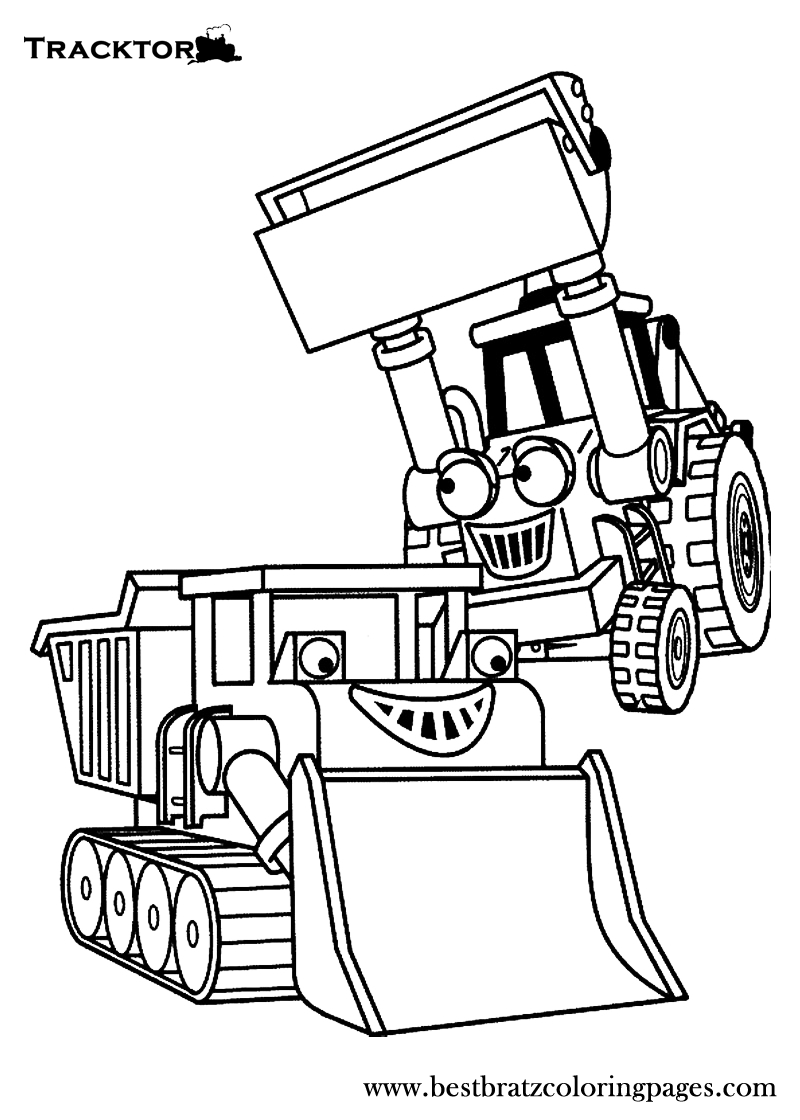 tractor pictures for kids kids under 7 vehicles coloring pages prek tractor pictures for kids
