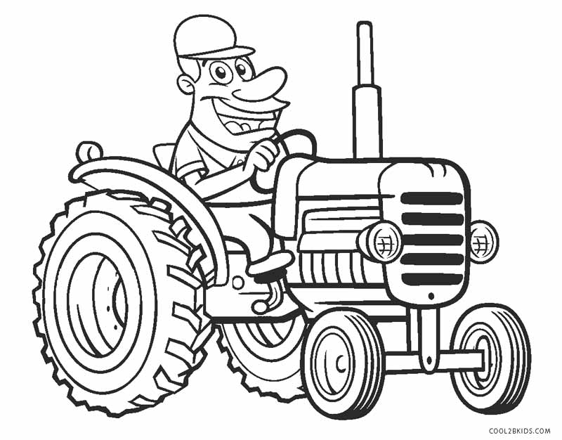 tractor pictures for kids print out tractor coloring pages printable coloring kids pictures for tractor