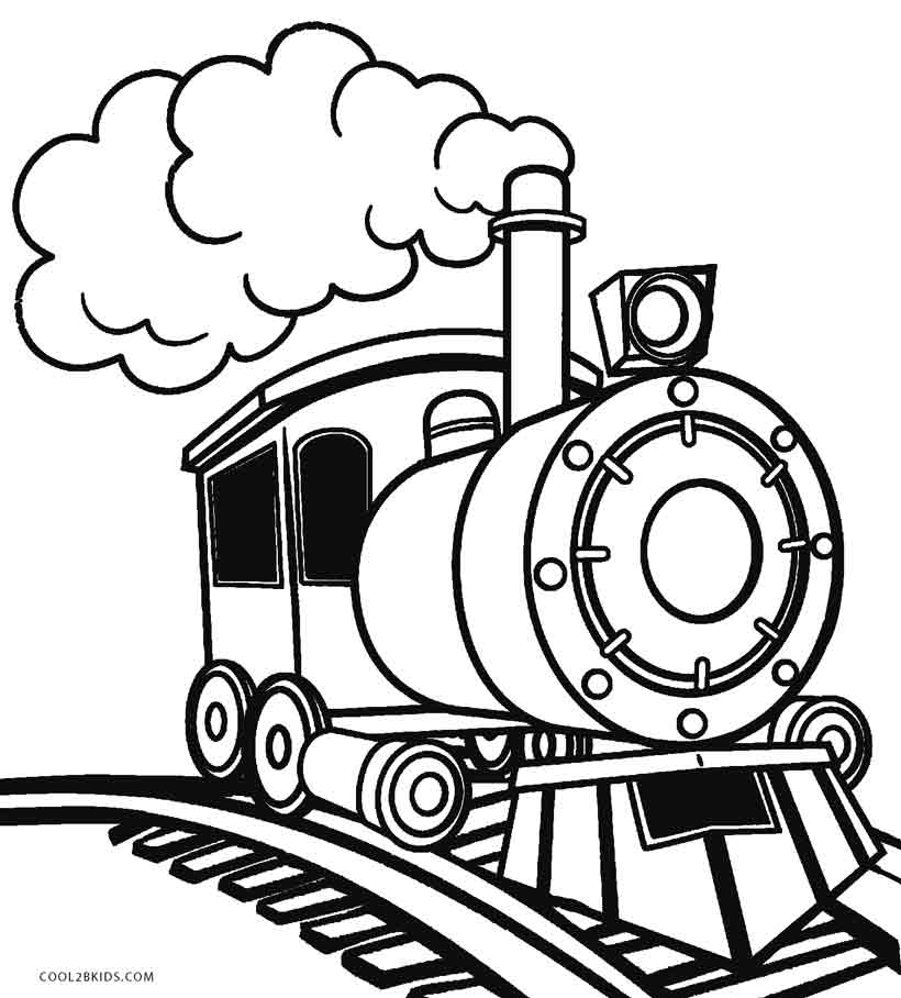 train coloring free printable train coloring pages for kids cool2bkids coloring train
