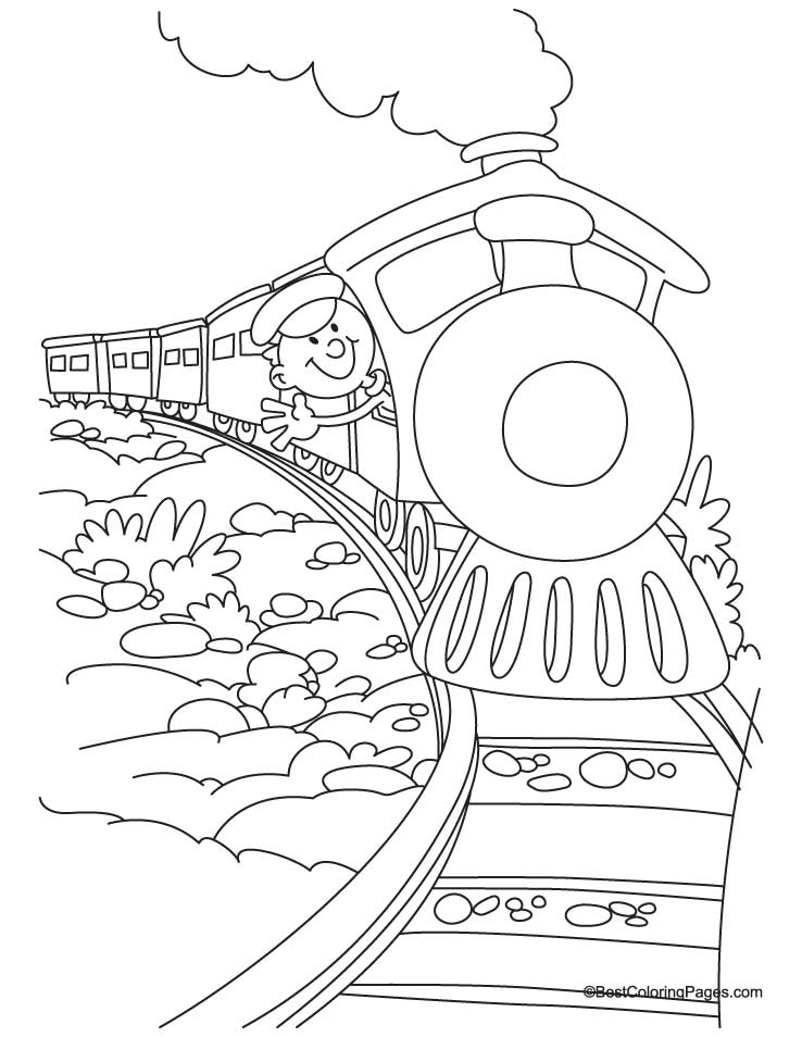 train coloring free printable train coloring pages for kids cool2bkids train coloring 1 2