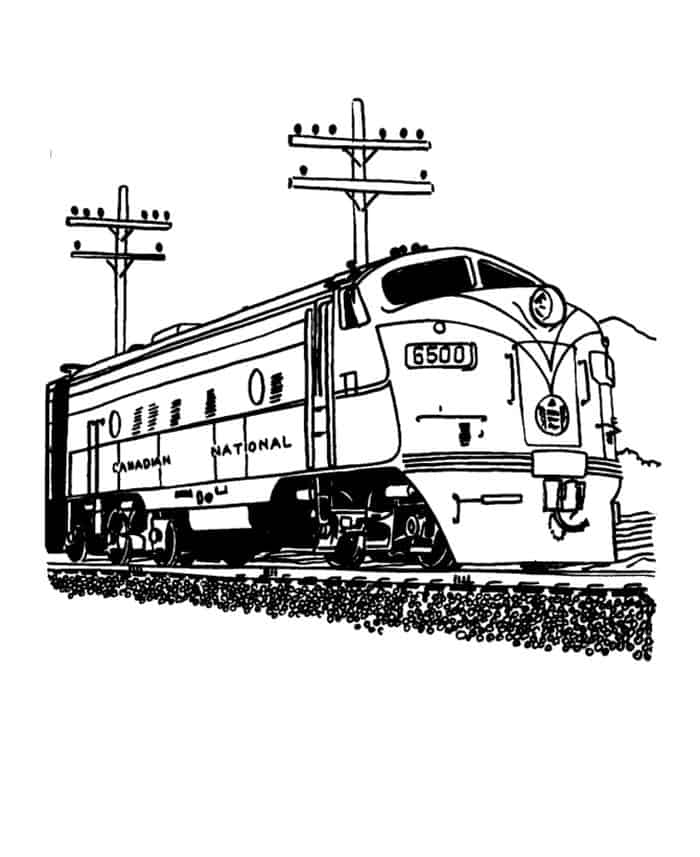 train coloring train coloring page 4 download free train coloring page train coloring