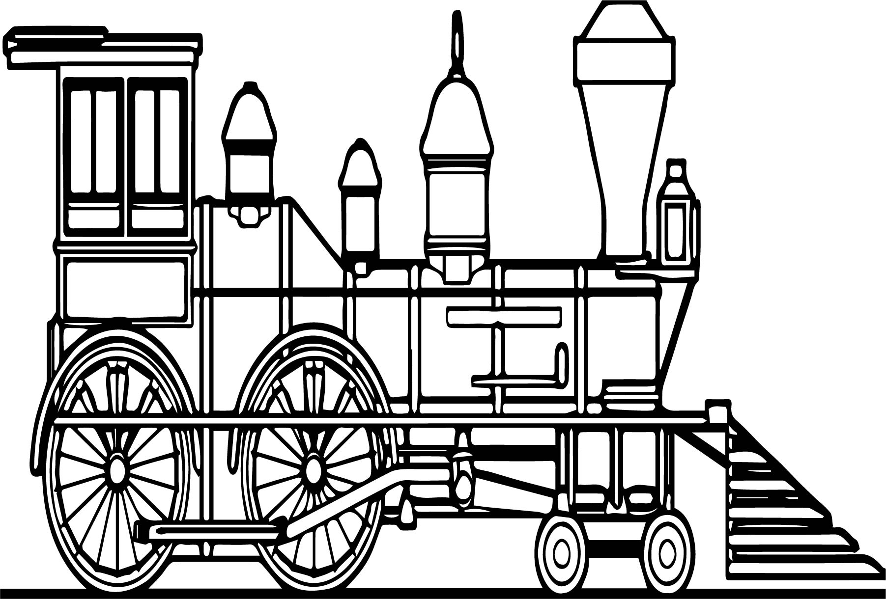 trains coloring pages free printable train coloring pages for kids cool2bkids trains coloring pages