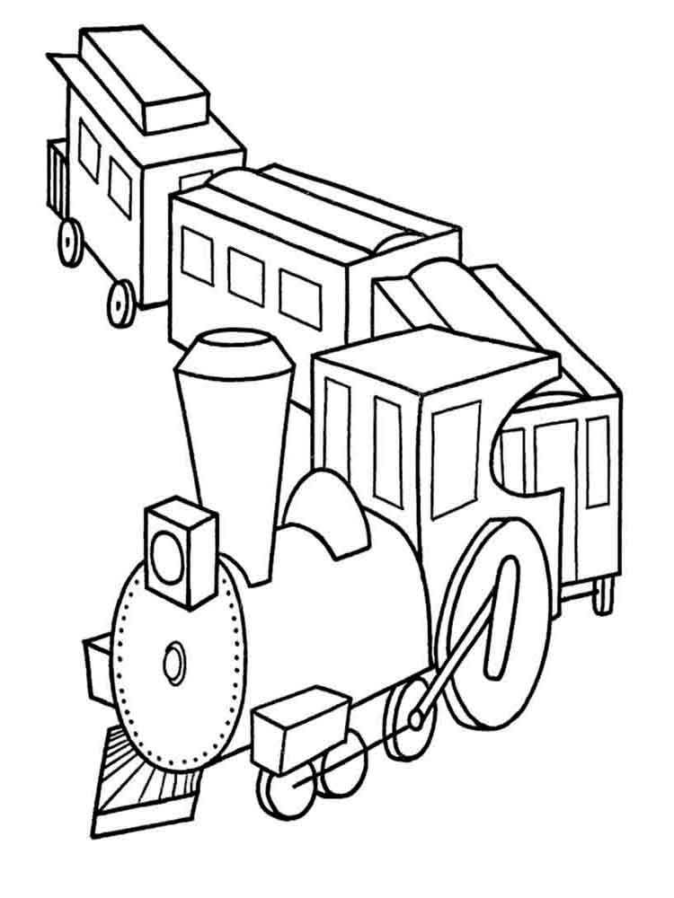 trains coloring pages steam locomotive coloring page clrg coloring trains pages