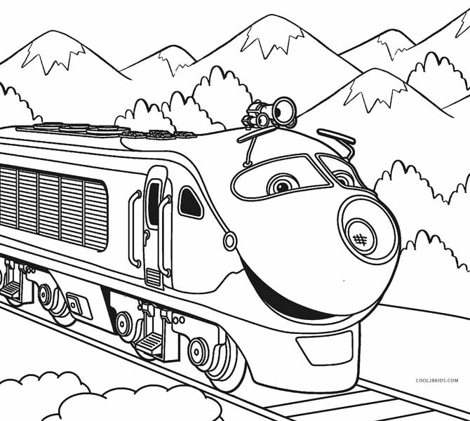 trains coloring pages steam train coloring page for kids netart coloring pages trains