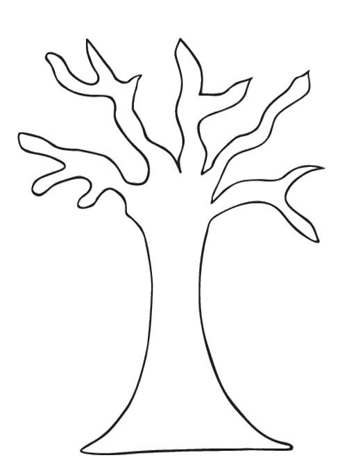 tree trunk coloring page tree pattern without leaves coloring page tree trunk page tree coloring