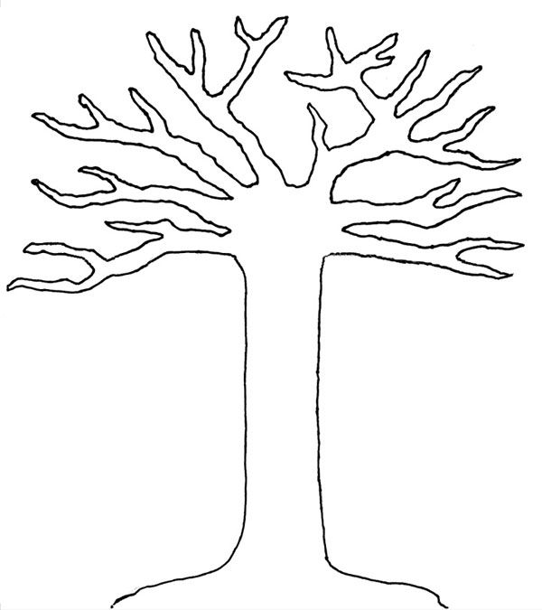 tree trunk coloring page tree trunks coloring download tree trunks coloring for coloring trunk tree page