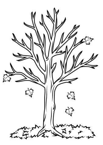 tree with leaves coloring pages tree of life coloring pages coloring home tree leaves pages coloring with