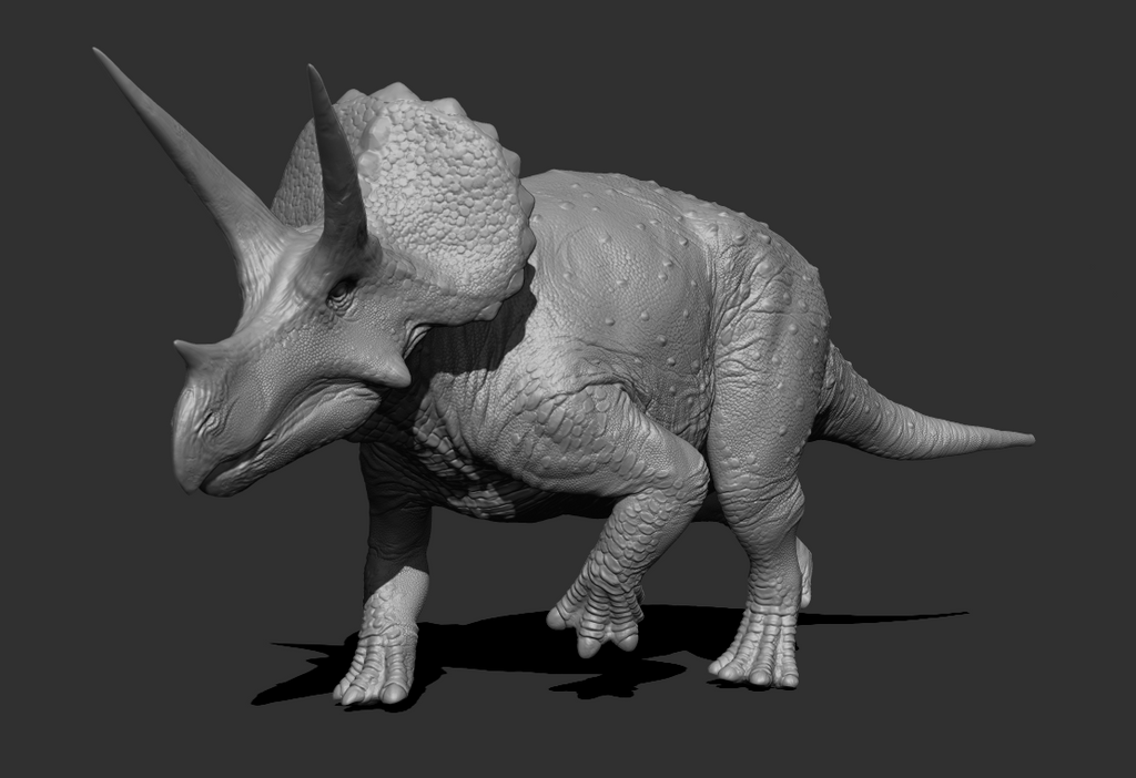 triceratop triceratops dinosaurs and barbarians triceratop