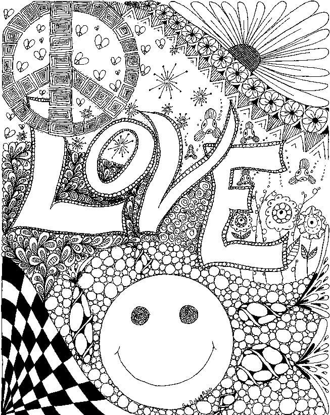 trippy coloring sheets trippy coloring pages the sun flower pages sheets trippy coloring