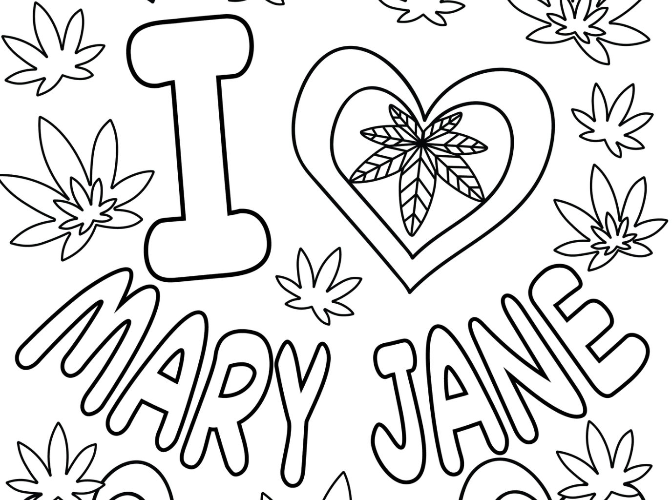 trippy pot leaf coloring pages 25 awesome photo of weed coloring pages birijuscom pages trippy leaf coloring pot