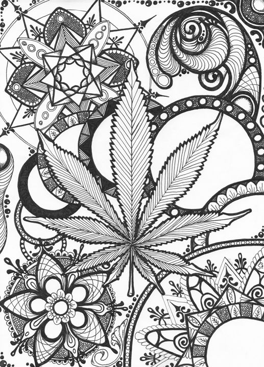 trippy pot leaf coloring pages awesome coloring pages trippy coloring page pages trippy pot coloring pages leaf