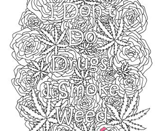 trippy pot leaf coloring pages weed coloring pages at getcoloringscom free printable trippy leaf pages pot coloring