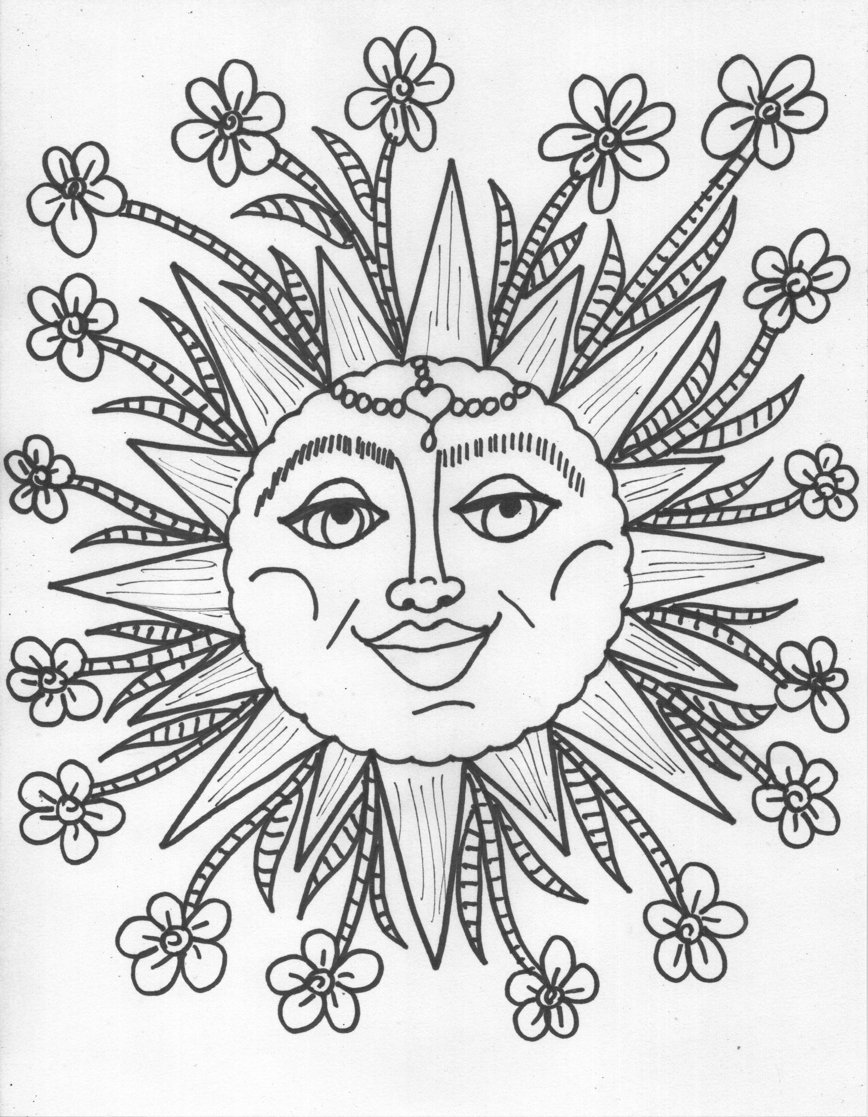 trippy sun and moon trippy sun and moon clipart 20 free cliparts download moon sun trippy and