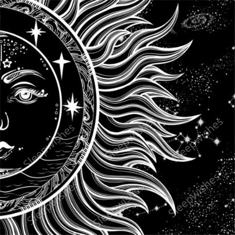 trippy sun and moon trippy sun and moon clipart 20 free cliparts download moon trippy sun and