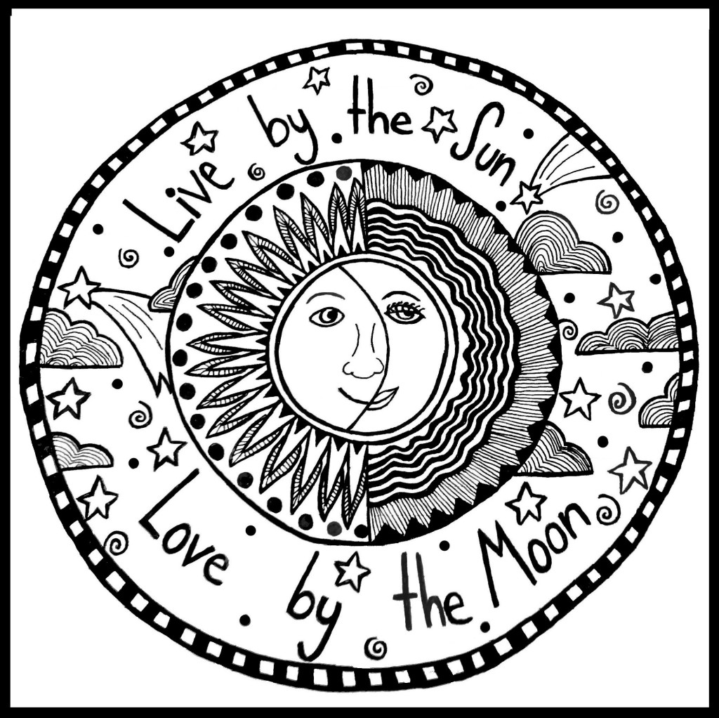 trippy sun and moon trippy sun and moon clipart 20 free cliparts download moon trippy sun and 1 1