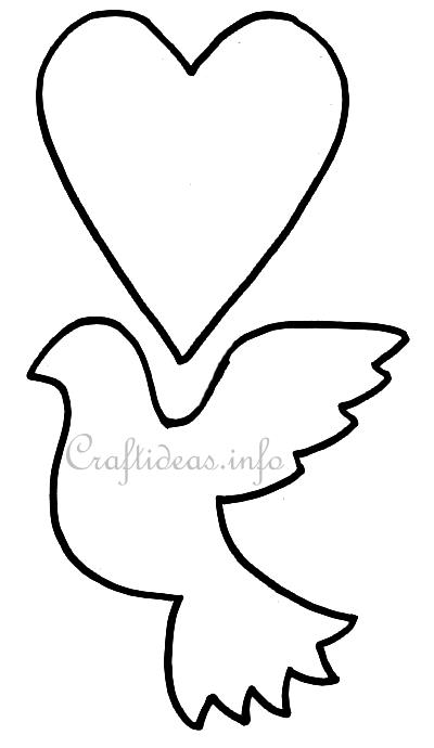 turtle dove template two turtle doves drawing free download on clipartmag template turtle dove