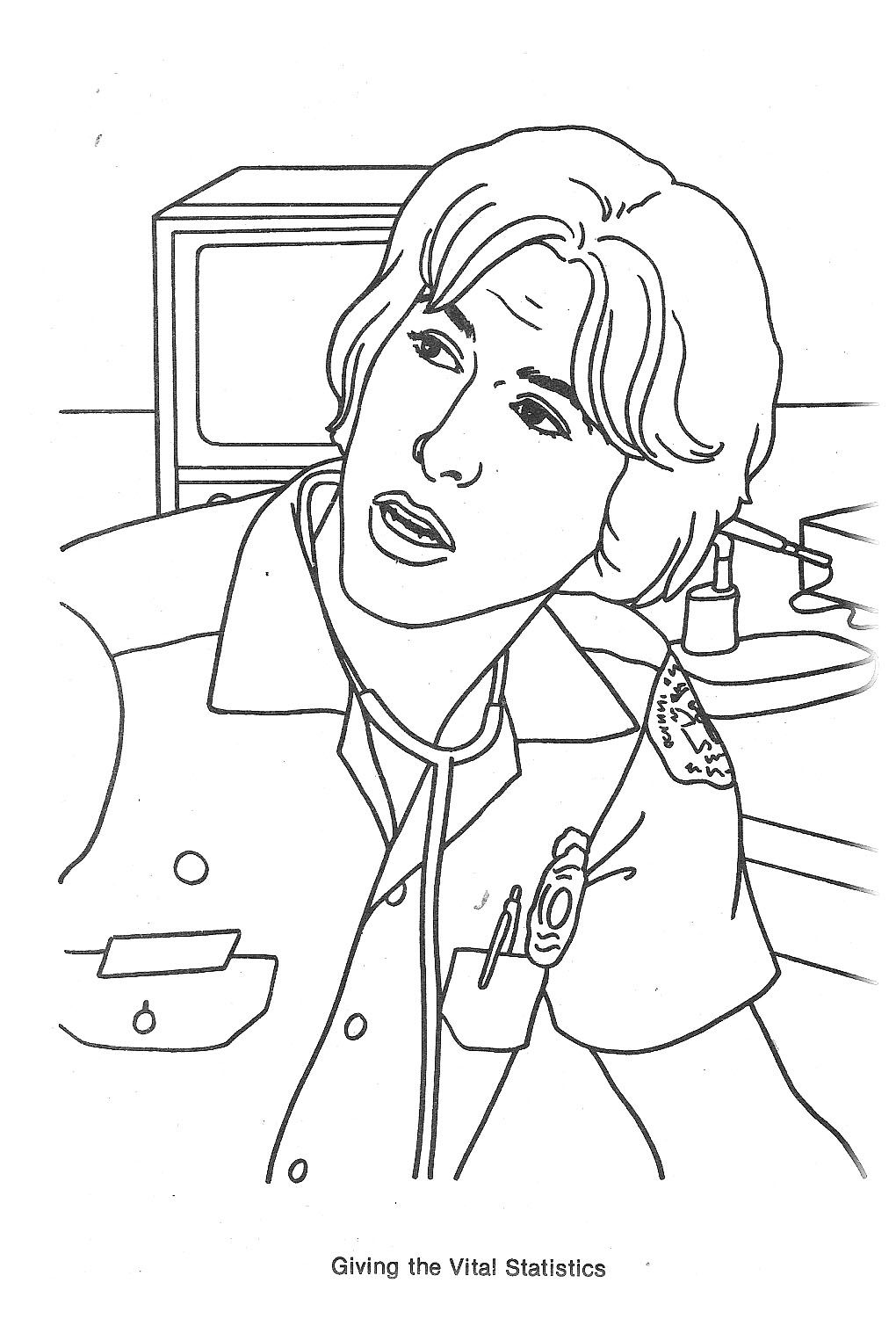 tv show flash coloring pages emergency tv show coloring pages randolph mantooth show pages flash coloring tv