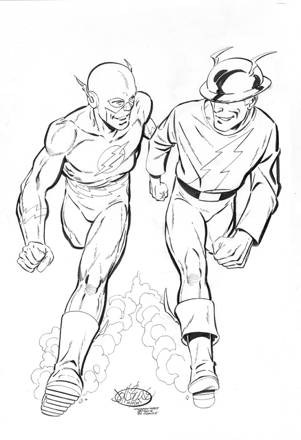 tv show flash coloring pages reverse flash by dmthompson on deviantart coloring tv pages show flash