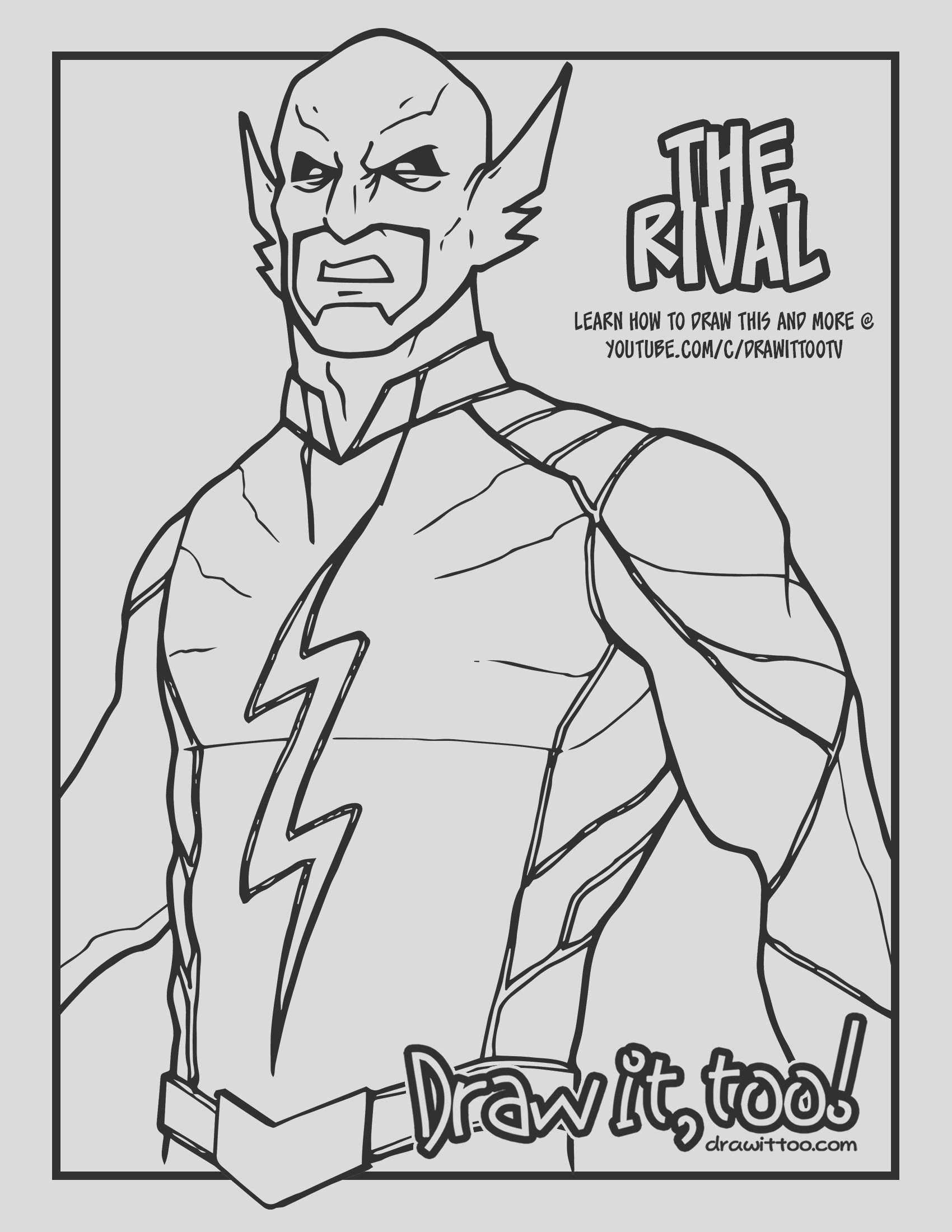 tv show flash coloring pages savitar the flash cw series coloring pages coloring pages pages flash tv show coloring