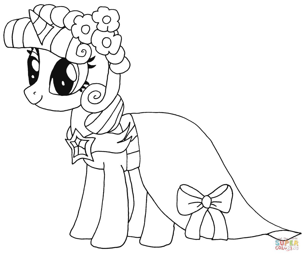 twilight sparkle colouring pages princess twilight sparkle drawing at paintingvalleycom twilight sparkle pages colouring