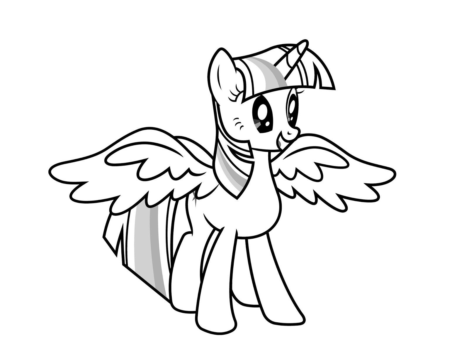 twilight sparkle colouring pages twilight sparkle coloring page coloring pages for kids colouring sparkle twilight pages