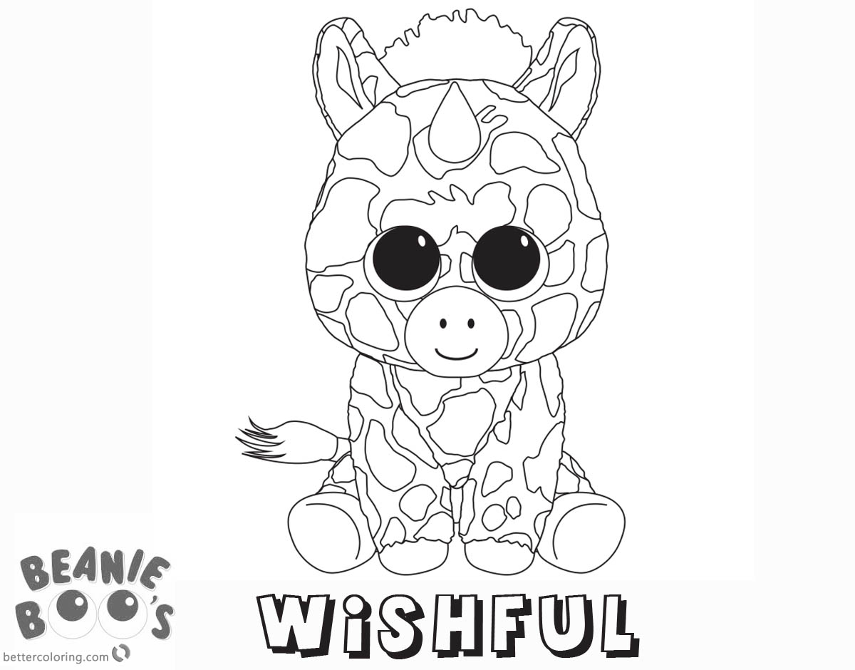 ty unicorn coloring pages pin van carla rupke op ty beanie kleurplaten kleurplaten ty unicorn pages coloring