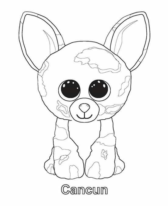 ty unicorn coloring pages print me fantasia ty beanie boo beanie boo birthdays coloring ty unicorn pages