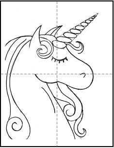 unicorn coloring pages for 9 year olds 35 best printable pictures of unicorns images unicorn 9 year olds unicorn coloring for pages