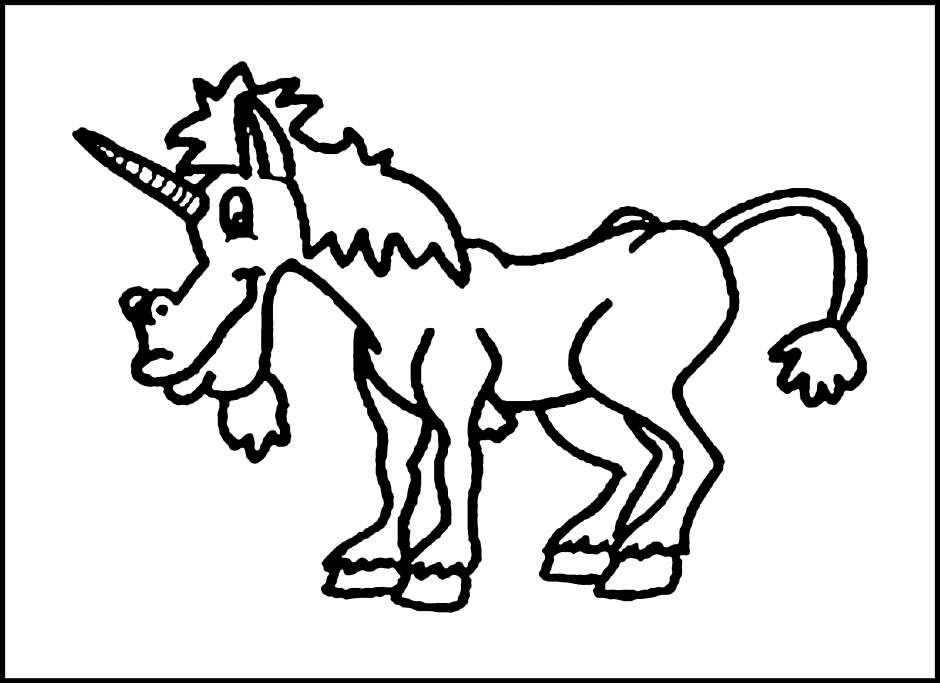unicorn coloring pages for 9 year olds unicorn coloring pages for kids coloring home for unicorn 9 olds coloring year pages