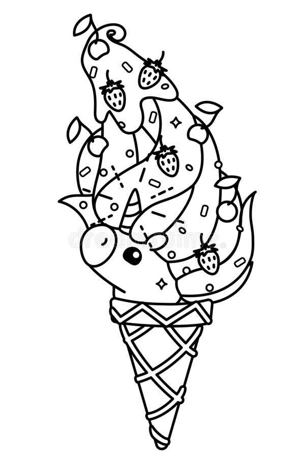 unicorn ice cream coloring pages coloring pages unicorn ice cream unicorn pages cream coloring ice