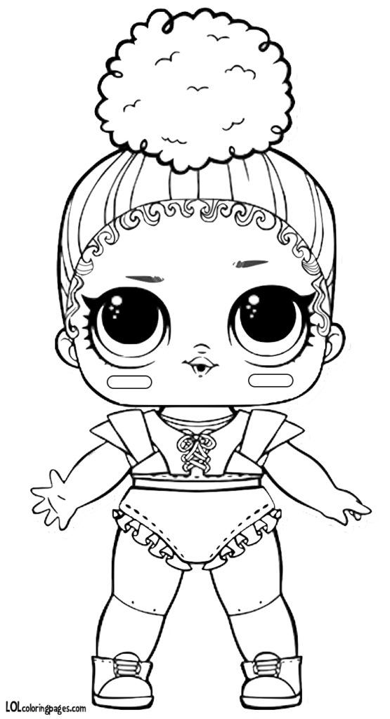 unicorn lol doll coloring page 40 free printable lol surprise dolls coloring pages with doll unicorn lol coloring page