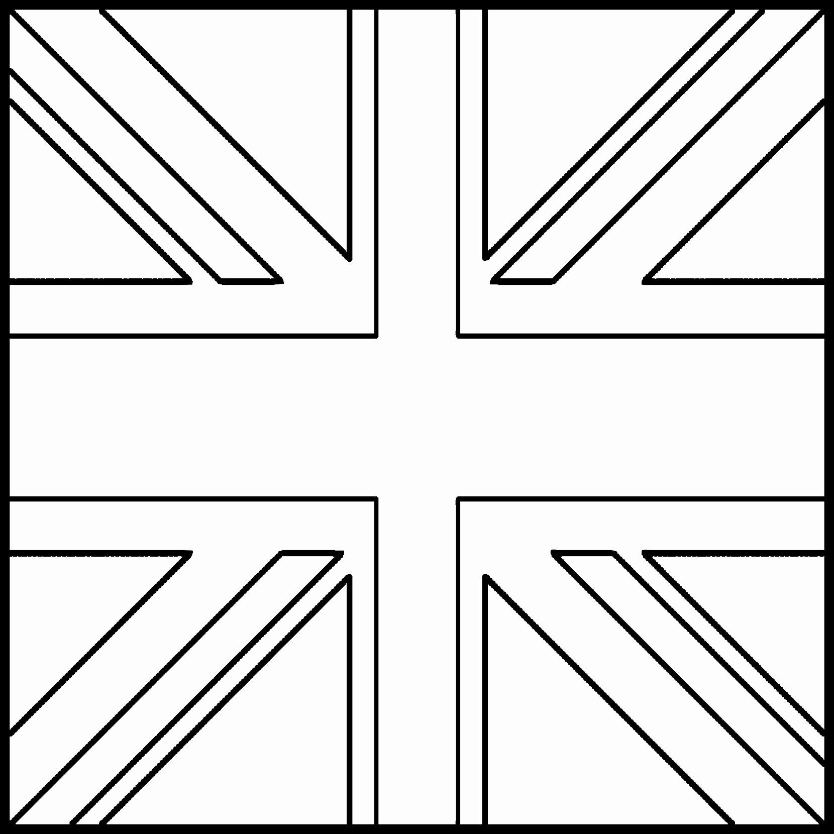union jack flag to colour union jack drawing at getdrawings free download flag union colour to jack