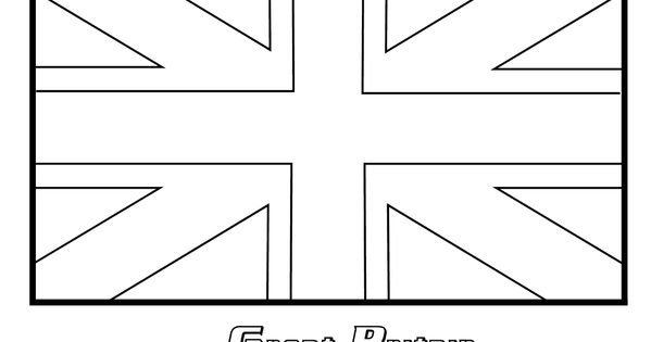 union jack flag to colour united kingdom coloring pages at getcoloringscom free flag colour jack union to
