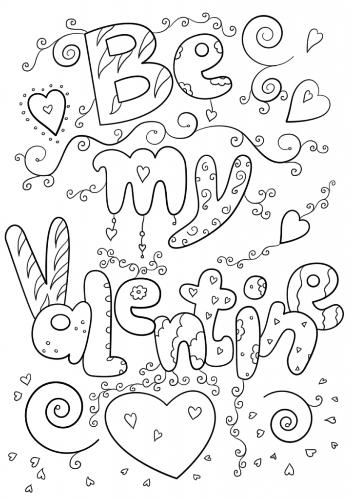 valentines day coloring pages free printable february coloring pages best coloring pages for kids coloring printable free day valentines pages