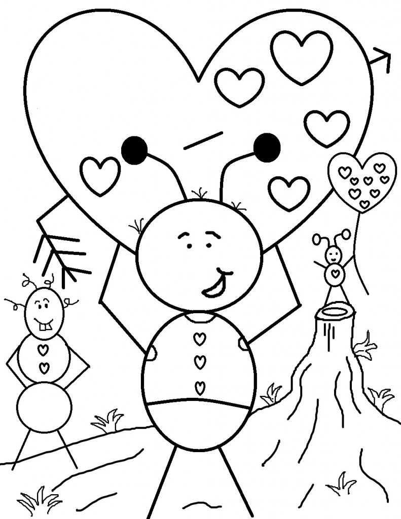 valentines day coloring pages free printable free printable valentine coloring pages for kids printable day valentines pages free coloring