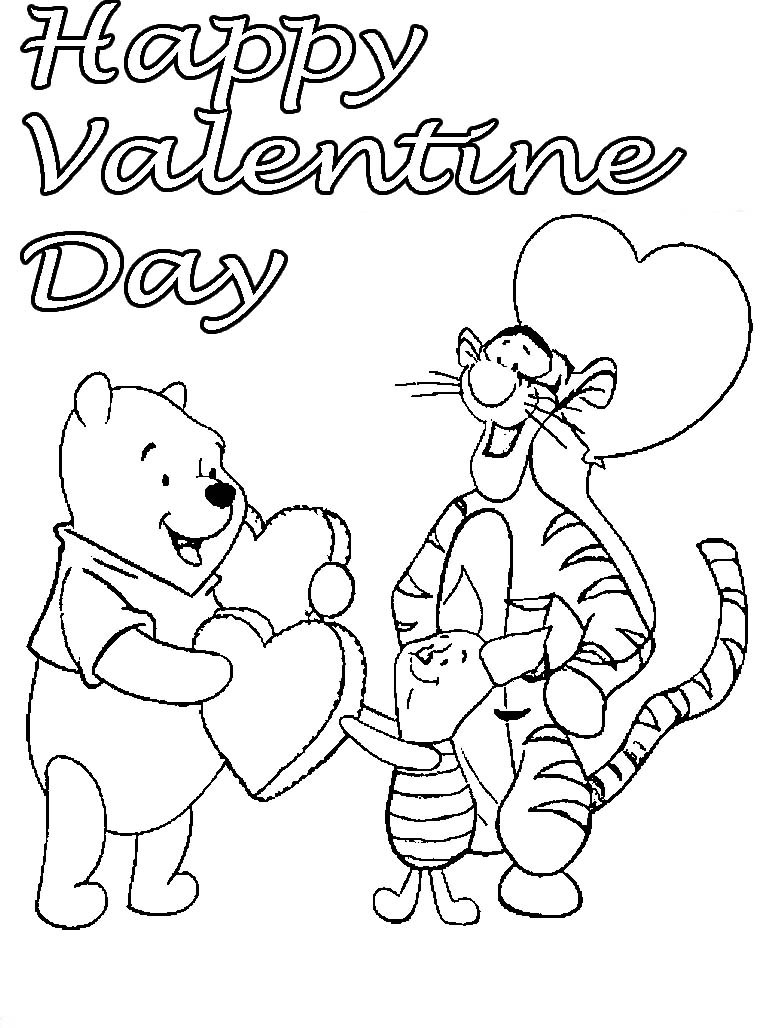 valentines day coloring pages free printable valentine39s coloring pages for kids crazy little projects coloring pages day printable free valentines