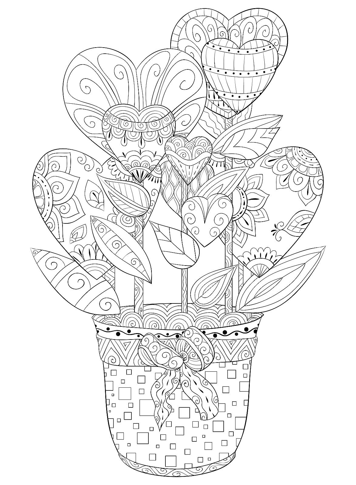 valentines day coloring pages free printable valentine39s day coloring pages heart love themed valentines day pages printable coloring free