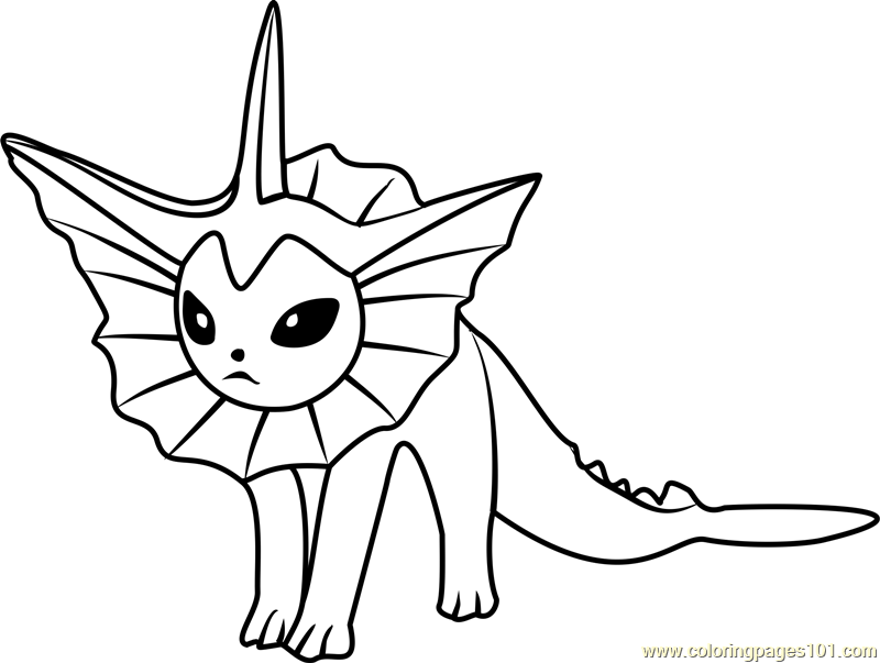 vaporeon pokemon coloring pages vaporeon dream world coloring page by bellatrixie white on vaporeon pokemon coloring pages