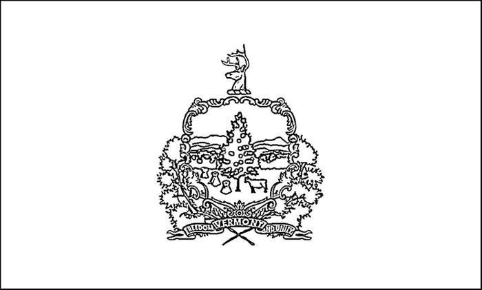 vermont state flag coloring page state flags coloring pages coloring flag page vermont state