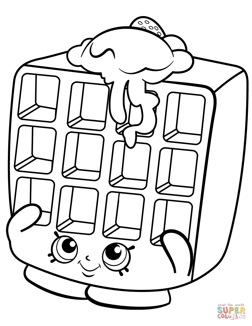 waffle coloring page round waffle coloring pages coloring pages page coloring waffle